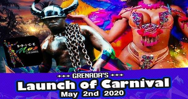 Partygrenada com | Launch of Spicemas 2020